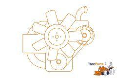 Yanmar 3TNC78 Motor