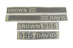 DECALS DB 995 Selecta MATIC N / L
