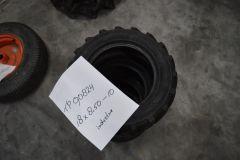 Reifen satz 18x8.50-10 industrie !! Kauf 1 bekomme 1 gratis!!